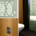 Mosaik, Fliesen, Badezimmer
