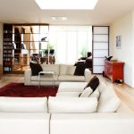 Schiebetür, Wohnzimmer, Sofa