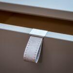 Detail Ankleide Ledergriff
