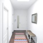 Flur Stripes Missoni teppich Ferienhaus