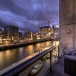 Hafencity Balkon