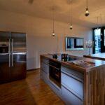 Küchenblock Glühbirne