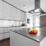 Küchenblock Küche weiß