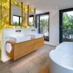 Badezimmer Dusche Folierung