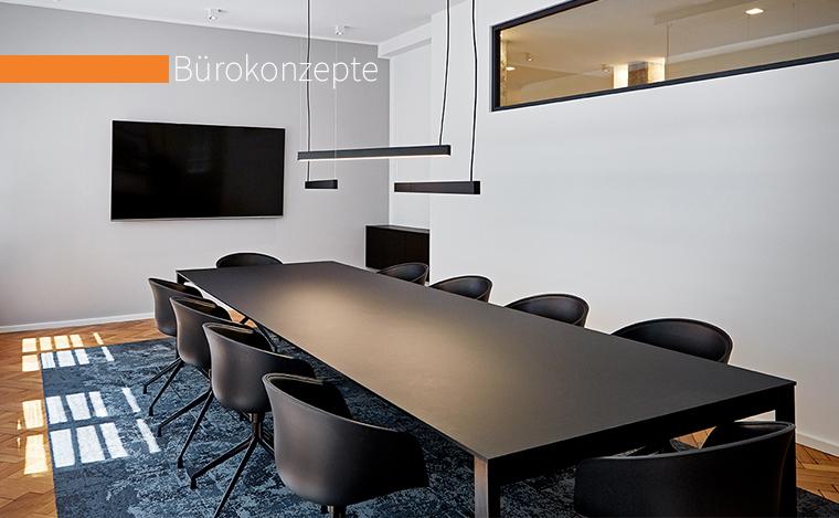 Büro konferenzraum modern