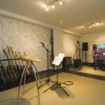 Musikzimmer Schallschutz Musikinstrumente