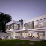 Render Wohnhaus Smart Home