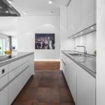 Küchenzeile weiß