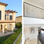 Mallorca Sonne Treppenhaus Pendelleuchte Ferienwohnung